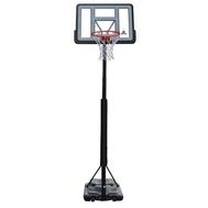 """Стойка баскетбольная 44"""" DFC STAND44PVC3, комплект с щитом и кольцом, фото 1"""