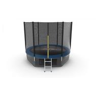 Батут EVO JUMP EXTERNAL 10 FT BLUE + LOWER NET, фото 1